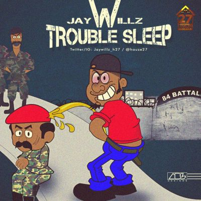 Jaywillz - Trouble Sleep