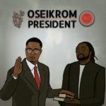 """Kojo Cue – """"Oseikrom President"""""""