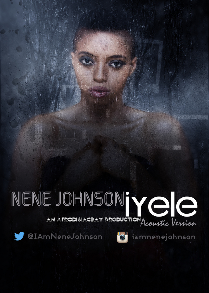 Nene Johnson - IYELE (Acoustic Version) Artwork _Alternate