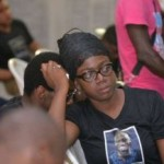 Nomoreloss's Wife Breaks Down At His Service Of Song (Photos)