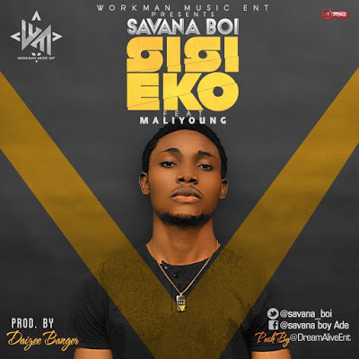 Savana Boi art cover main