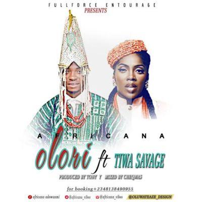 Africana - Olori Ft. Tiwa Savage