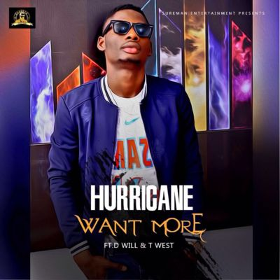 Artwork Hurricane Want More