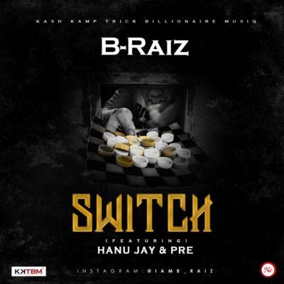 B-Raiz - Switch [ART]