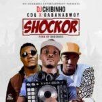 "DJ Chibinho – ""Shockor"" ft. CDQ & Gabanabwoy"