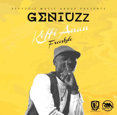 Geniuzz - Koffi Anan ft. Yemi Alade (ART)