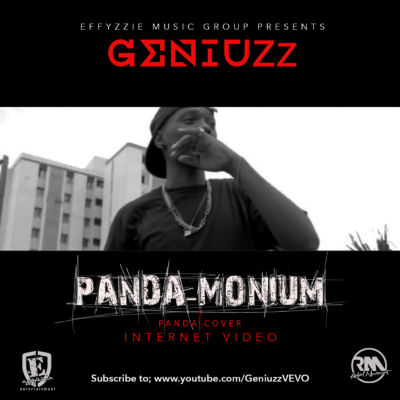 Geniuzz - Panda-Monium [Video Poster]