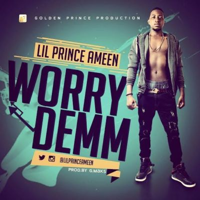 Lil-Prince-Ameen-Worry-Demm