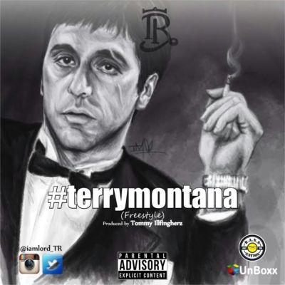 Terry Montana Art