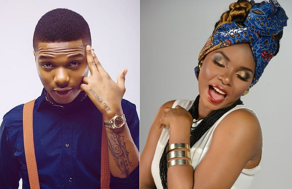 Wizkid and Yemi Alade