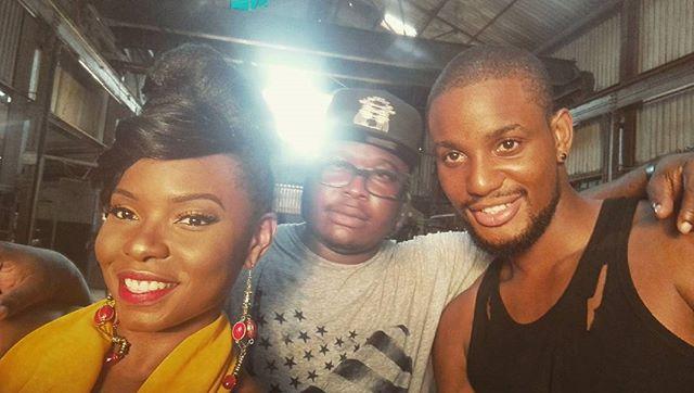 Yemi Alade & Alex Ekubo