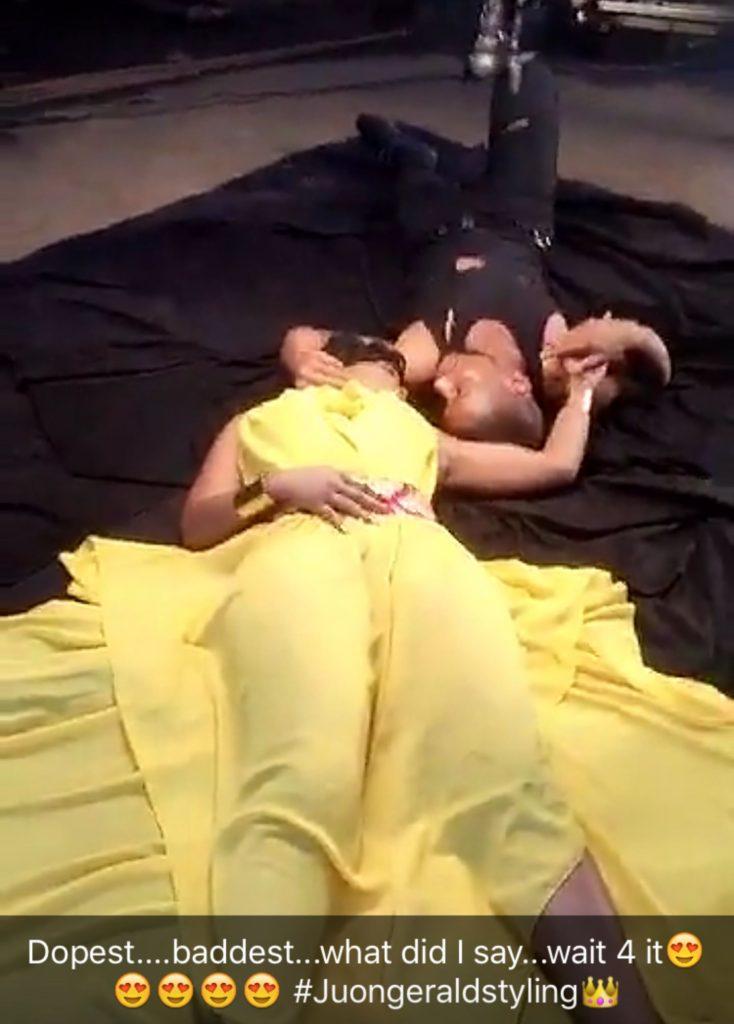 Yemi Alade & Alexx Ekubo