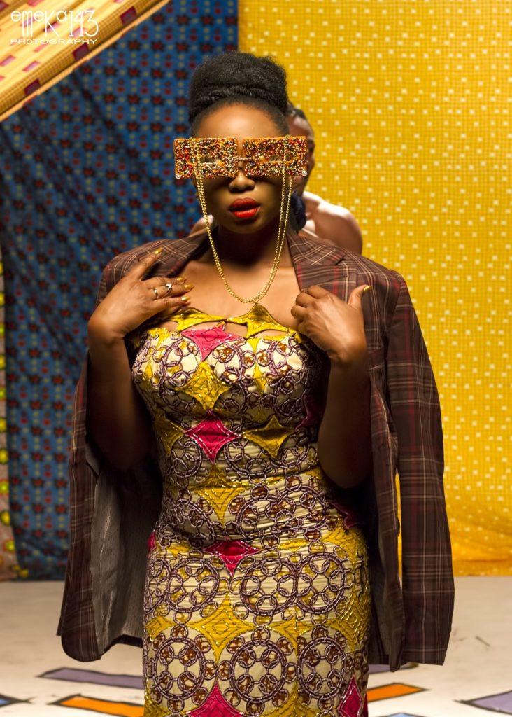 Yemi Alade - Kom Kom ft. Flavour [B-T-S Photo] (15)