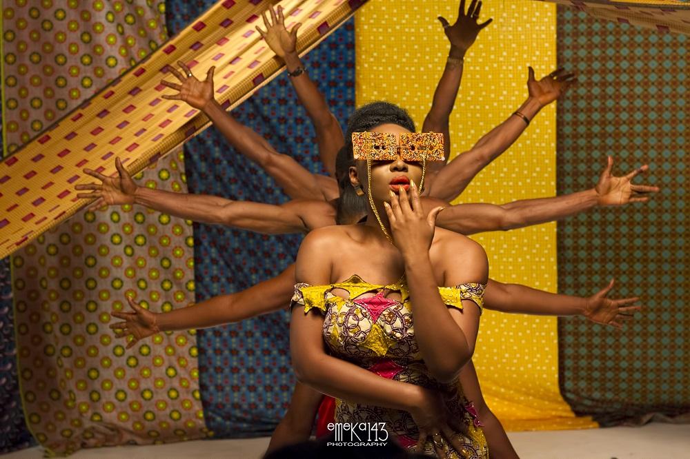 Yemi Alade - Kom Kom ft. Flavour [B-T-S Photo] (16)