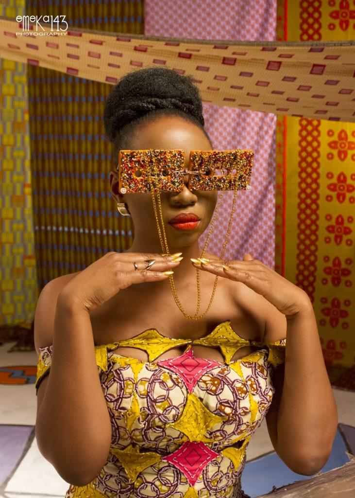 Yemi Alade - Kom Kom ft. Flavour [B-T-S Photo] (17)