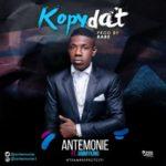 "Antemonie – ""Kopydat"" ft. JimmyKing"