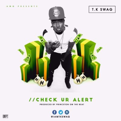 check your alert by tk swag