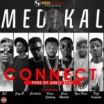 "Medikal – ""Connect"" ft. Sarkodie, E.L, Joey B, Kofi Kinaata, Criss Waddle, Omar Sterling & Yaa Pono"