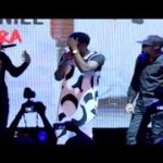 "VIDEO: Watch Kiss Daniel, 2Face Idibia & 9ice Perform Together At ""New Era"" Album Launch"
