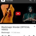 "Blackmagic's ""Wonder"" Video Hits 100,000 Youtube Views In Few Days"