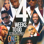 "The Countdown Has Begun! 4 Weeks To ""One Africa Music Fest"""