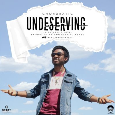 Chordratic - Undeserving artwork