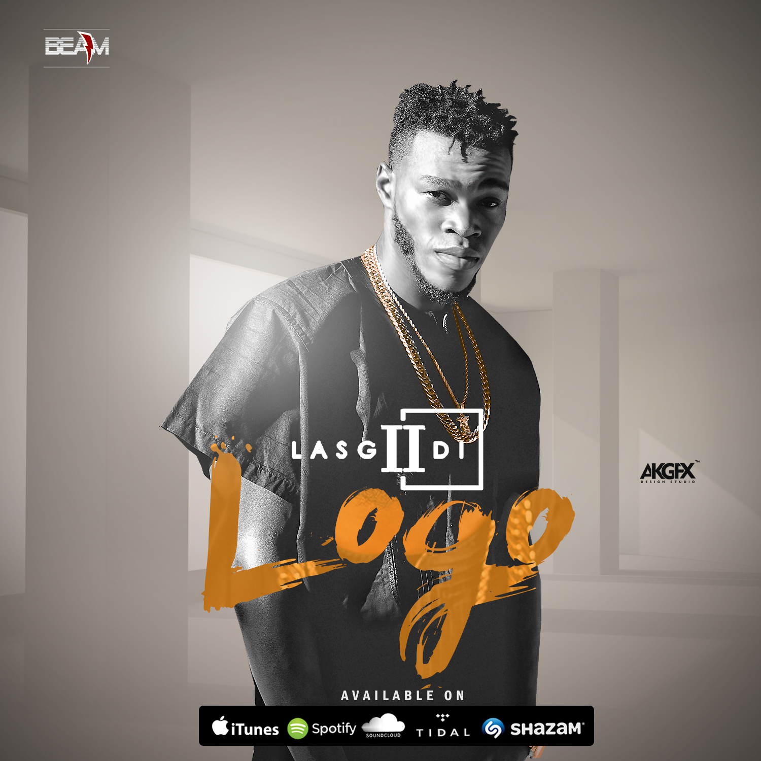 LasGiiDi - LOGO Official Cover