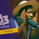 VIDEO: Watch Mr. Eazi Freestyle On A3 Sessions