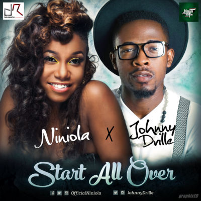 Niniola & Johnny Drille - Start All Over [ART]