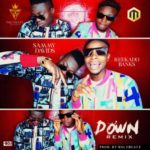 "VIDEO: Sammy Davids – ""Down"" (Remix) ft. Reekado Banks"