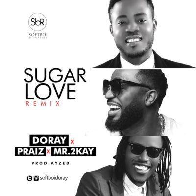 Sugar love remix artwork