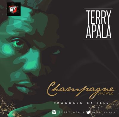 Terry Apala - Champagne Shower [ART]