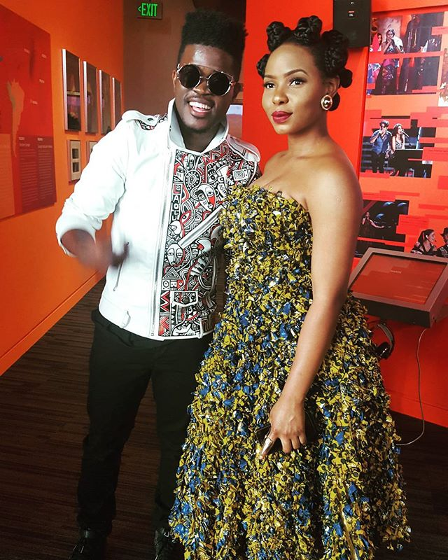 Yemi Alade & Laolu