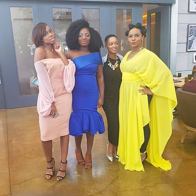 Yemi Alade and others