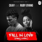 "Ckay – ""Fall In Love"" ft. Ruby Gyang"