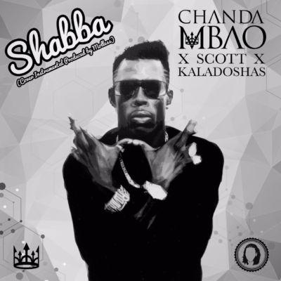 Chanda Mbao x Scott x Kaladoshas - Shabba (Cover) Art