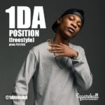 "1DA – ""Position"" (Freestyle)"