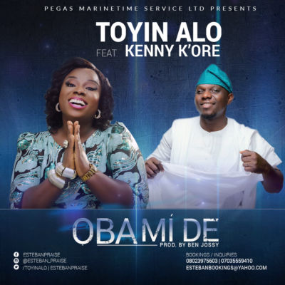 "VIDEO: Toyin Alo – ""Oba Mi De"" ft. Kenny Kore"