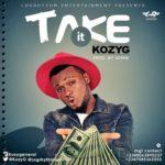 """KozyG – """"Take It"""""""