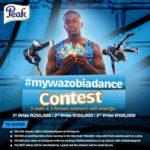 PEAK #MYWAZOBIADANCE CONTEST