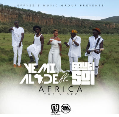 Yemi Alade - Africa [Video Poster]