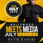Nollywood Meets Media As Ruth Kadiri And Tosin Bucknor Take Center Stage