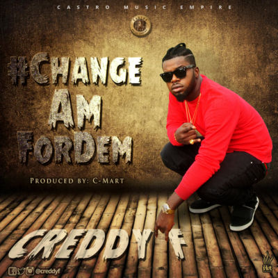 CREDDY F CHANGE AM OFFICIAL5Q