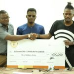 Ycee Gives '1Million TZSH' To Children In Kigamboni While On African Tour