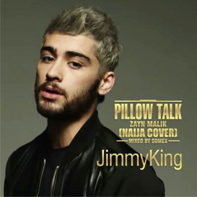 JimmyKing - Pillow Talk Cover