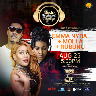 MUSIC PLUS NEW TEMPLATE SINGLE EMMA+RUBUNU+MOLLA