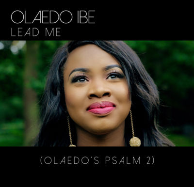 Olaedo Ibe Lead Me Artwork