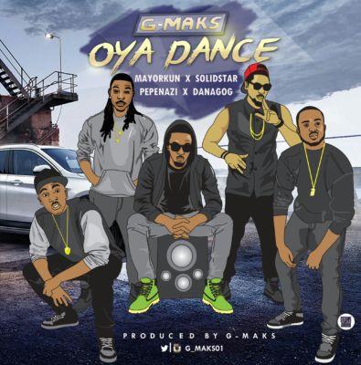 Oya Dance Art-2