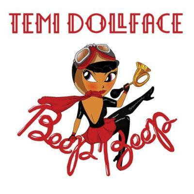Temidollface - Beep Beep - Art