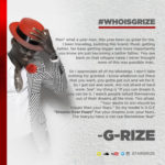 """VIDEO: G-Rize – """"Me Myself & You"""" (Documentary) 
